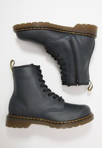 Dr. Martens - 1460 - Classic ankle boots - navy romario - 0