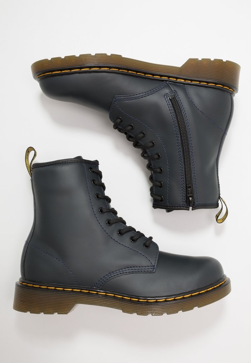Dr. Martens - 1460 - Classic ankle boots - navy romario