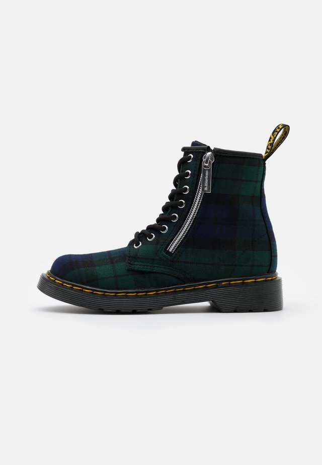 1460 TARTAN - Lace-up ankle boots - black watch