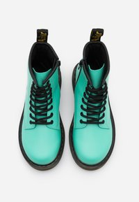 Dr. Martens - 1460 ROMARIO - Kotníkové boty - peppermint green - 3