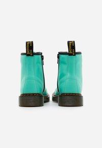 Dr. Martens - 1460 ROMARIO - Kotníkové boty - peppermint green - 2