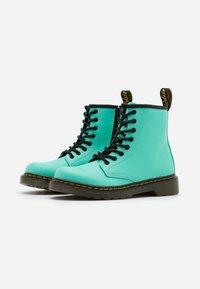 Dr. Martens - 1460 ROMARIO - Kotníkové boty - peppermint green - 1