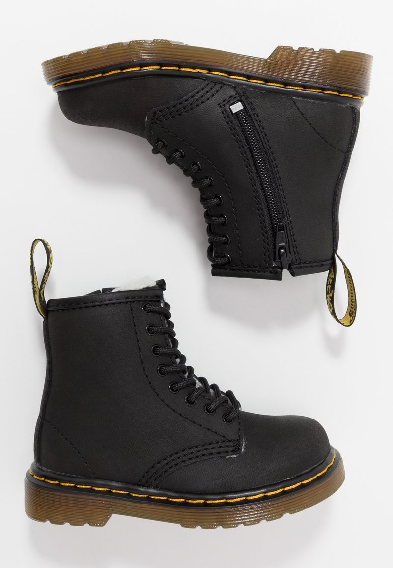 Dr. Martens - 1460 SERENA - Bottes de neige - black