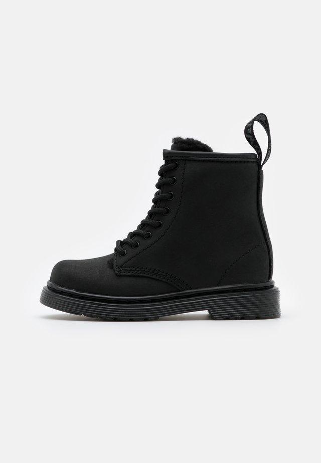 1460 SERENA MONO REPUBLIC WP UNISEX - Snörstövletter - black