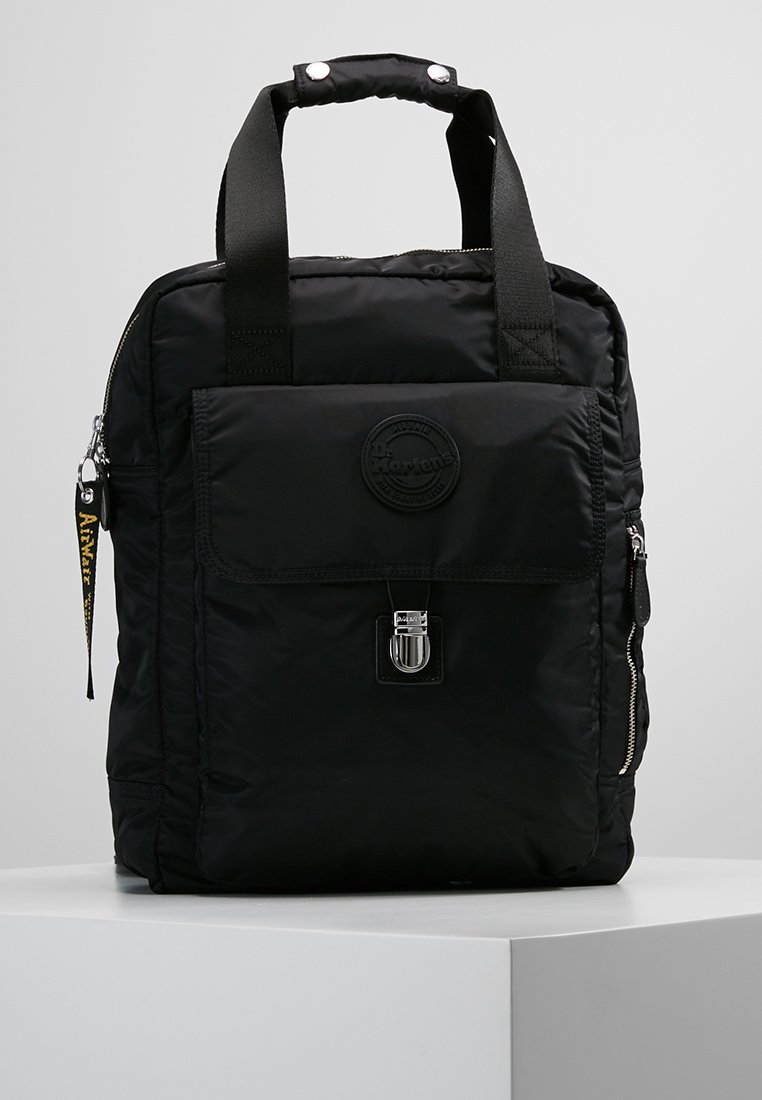Dr. Martens - LARGE FLIGHT BACKPACK - Mochila - black