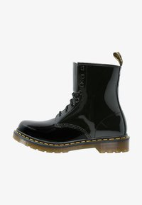 Dr. Martens - 1460 8 EYE BOOT LAMPER - Stivaletti stringati - black - 0