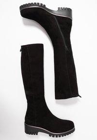 Donna Carolina - Vysoká obuv - nero - 4