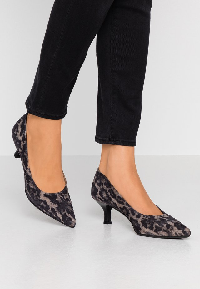 Classic heels - simba taupe