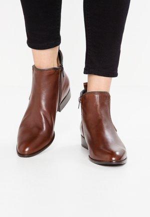 Ankle boots - matrix ciocco