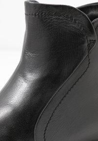Donna Carolina - Ankle boots - soffio nero - 2