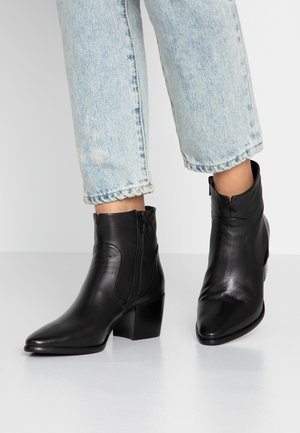 Ankle boots - soffio nero