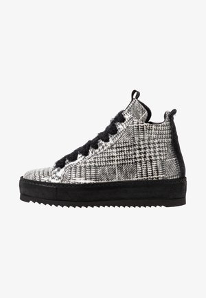 Sneaker high - galles nero