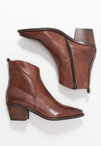 Donna Carolina - Classic ankle boots - texas - 3