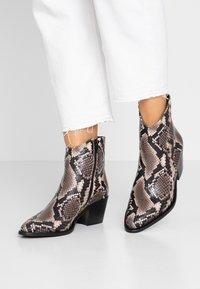 Donna Carolina - Kotníkové boty - roccia - 0