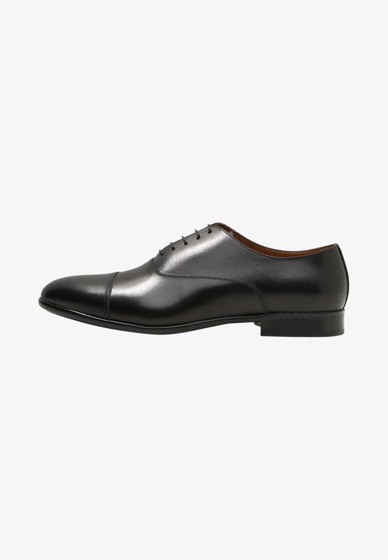Doucal's - PIETRO PISA - Zapatos con cordones - radica nero