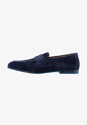 PENNY LOAFER - Mocassins - indaco