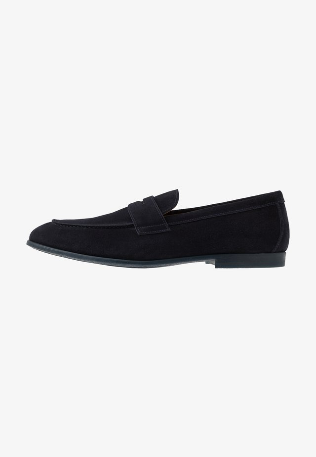 Business-Slipper - unidaino blu