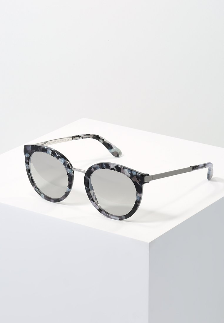 Dolce&Gabbana - Okulary przeciwsłoneczne - grey/silver-coloured