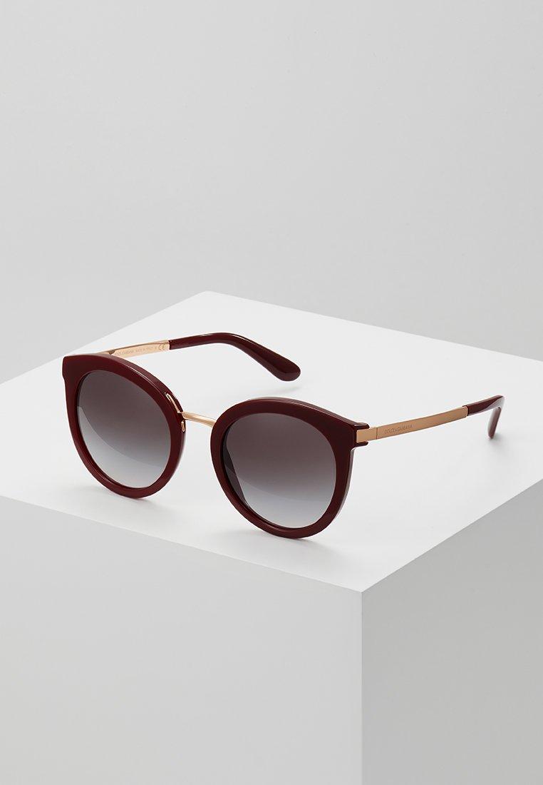 Dolce&Gabbana - Solbriller - bordeaux