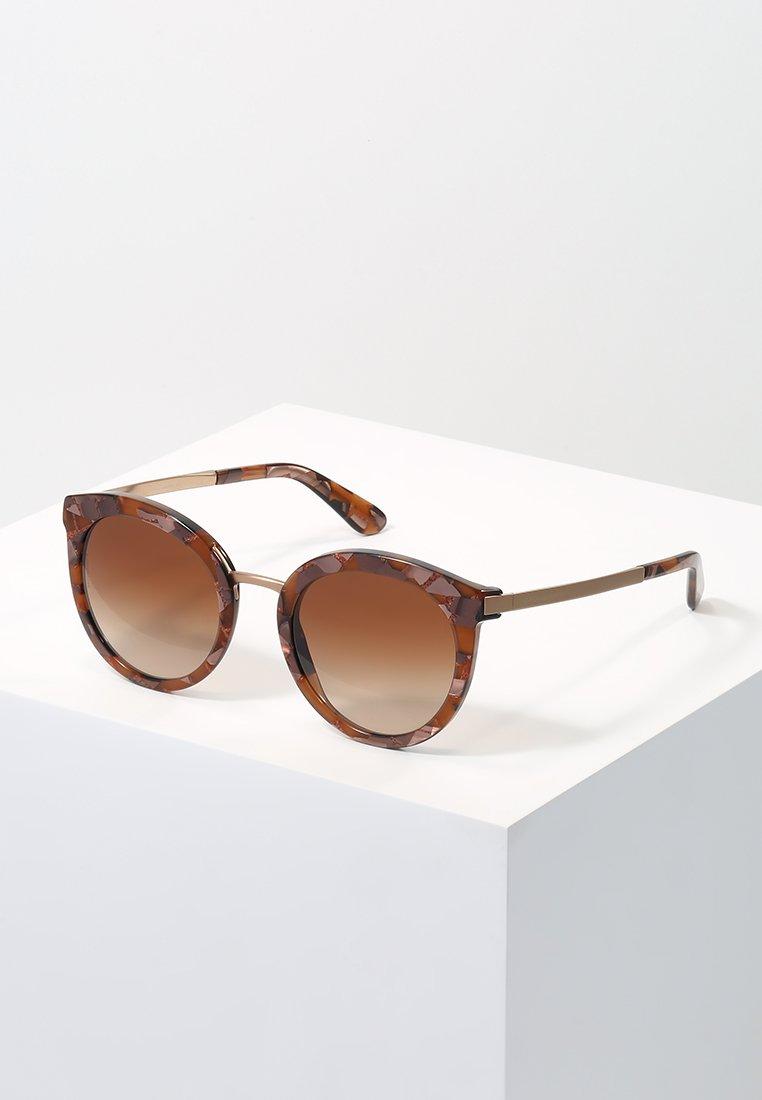 Dolce&Gabbana - Okulary przeciwsłoneczne - brown
