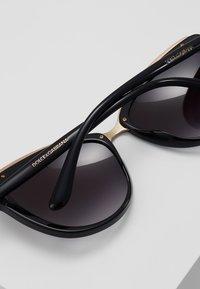 Dolce&Gabbana - Sunglasses - black - 4