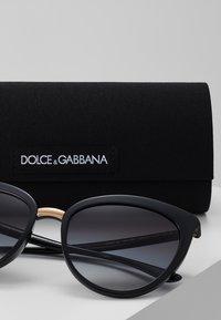 Dolce&Gabbana - Occhiali da sole - black - 3