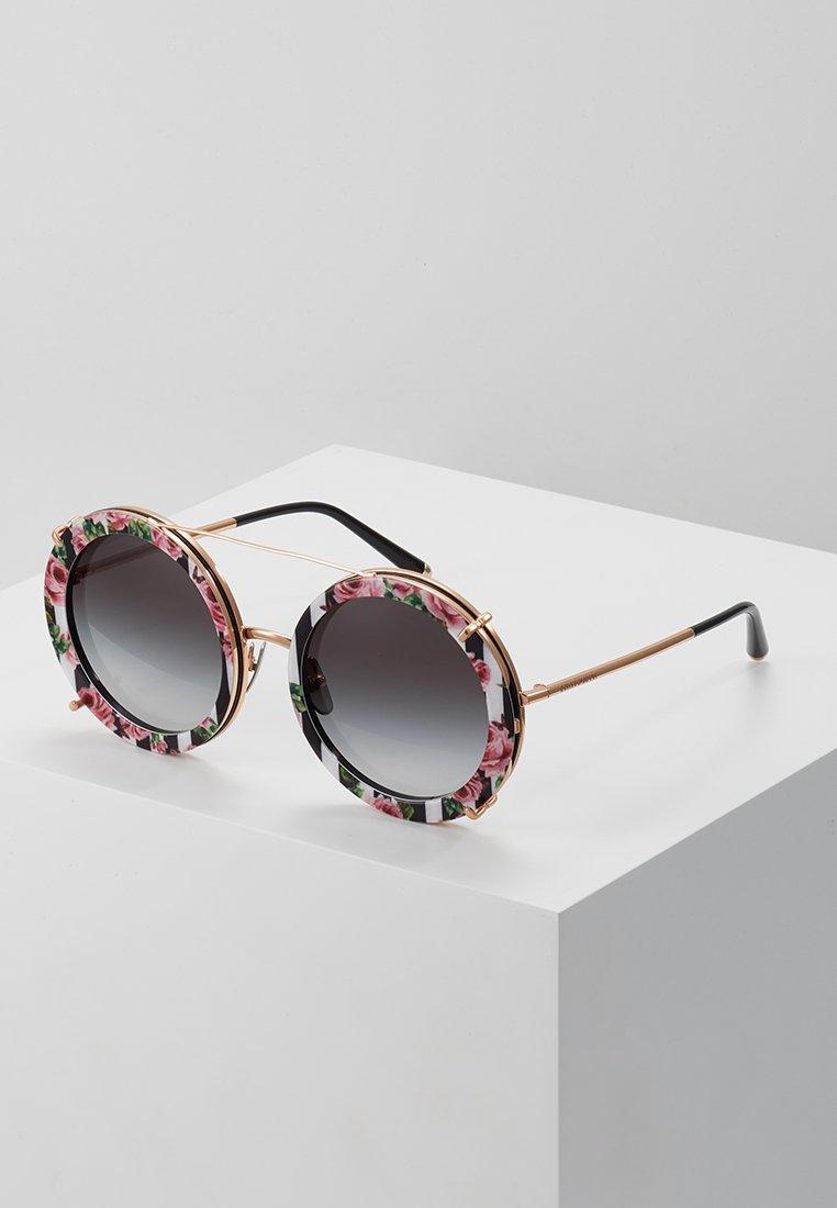 Dolce&Gabbana - Solbriller - pink/gold-coloured/black/rose