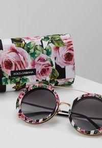 Dolce&Gabbana - Solbriller - pink/gold-coloured/black/rose - 4
