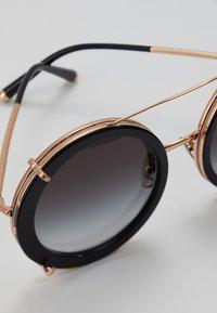 Dolce&Gabbana - Solbriller - pink/gold-coloured/black/rose - 3