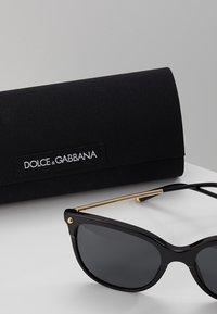 Dolce&Gabbana - Solbriller - black - 3