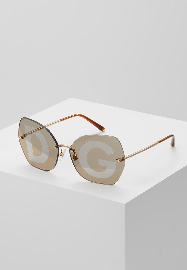 Dolce&Gabbana - Solglasögon - gold-coloured