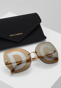 Dolce&Gabbana - Sunglasses - gold-coloured - 2