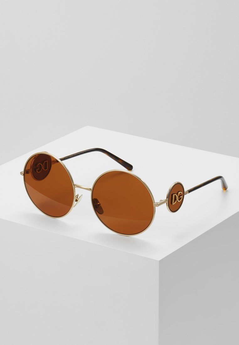 Dolce&Gabbana - Sunglasses - gold-coloured