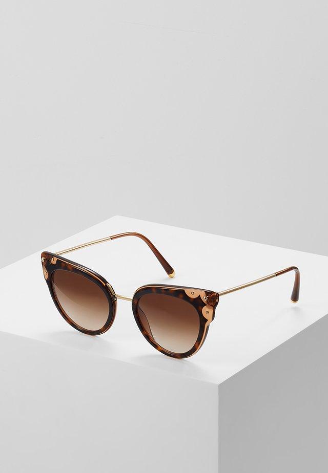 Sluneční brýle - brown/brown