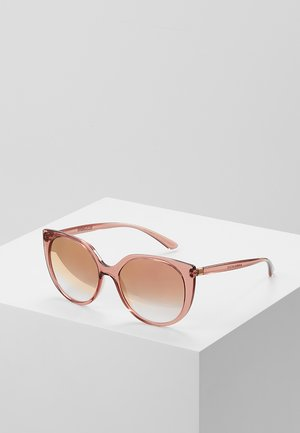Solbriller - transparent pink