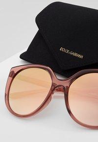 Dolce&Gabbana - Zonnebril - transparent pink - 2