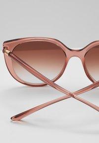 Dolce&Gabbana - Zonnebril - transparent pink - 4