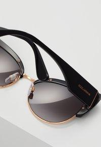 Dolce&Gabbana - Occhiali da sole - black - 4