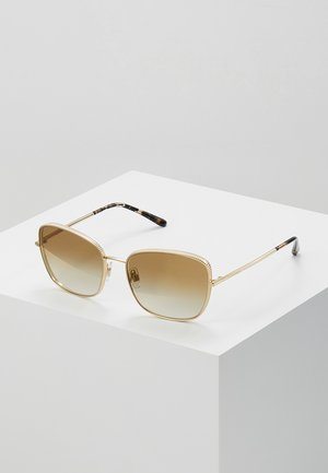 Sonnenbrille - gold-coloured/light brown