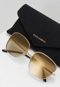 Dolce&Gabbana - Solbriller - gold-coloured/light brown - 2