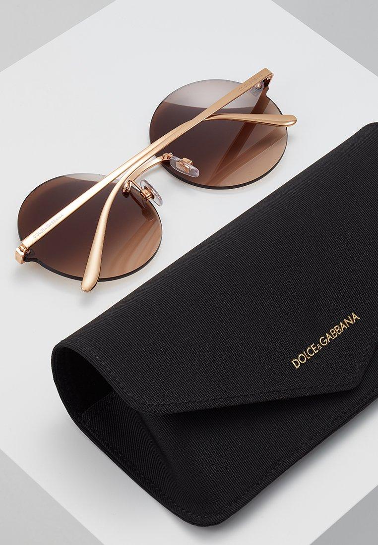 Dolce&Gabbana Solglasögon - rose gold-coloured