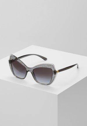 Sunglasses - grey/gold-coloured