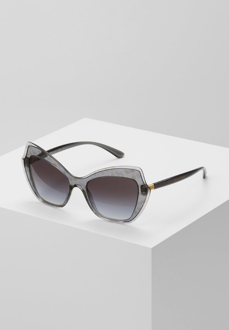 Dolce&Gabbana - Sunglasses - grey/gold-coloured