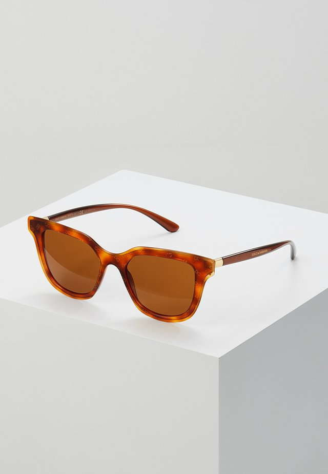 Sunglasses - honey havana/gold