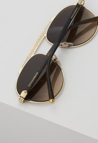 Dolce&Gabbana - Solbriller - gold-coloured - 4