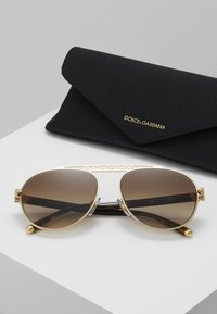 Dolce&Gabbana - Solbriller - gold-coloured - 2