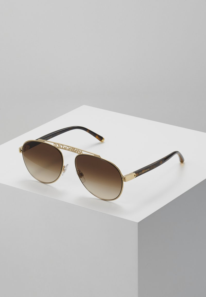 Dolce&Gabbana - Sunglasses - gold-coloured