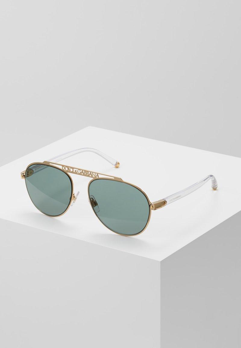 Dolce&Gabbana - Okulary przeciwsłoneczne - gold-coloured