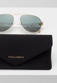 Dolce&Gabbana - Solbriller - gold-coloured - 2