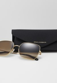 Dolce&Gabbana - Occhiali da sole - gold-coloured - 3